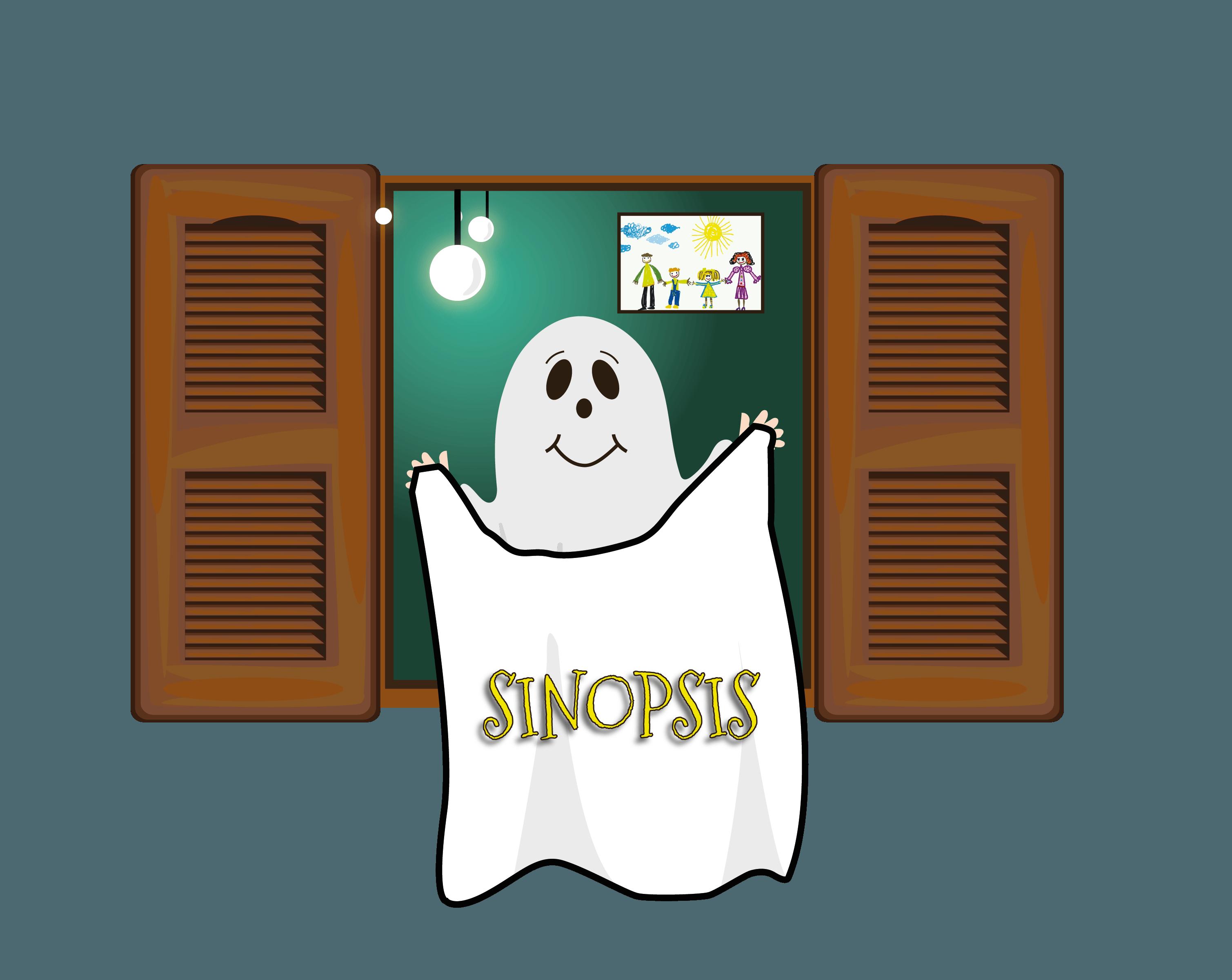 sinopsis casa del fantasma