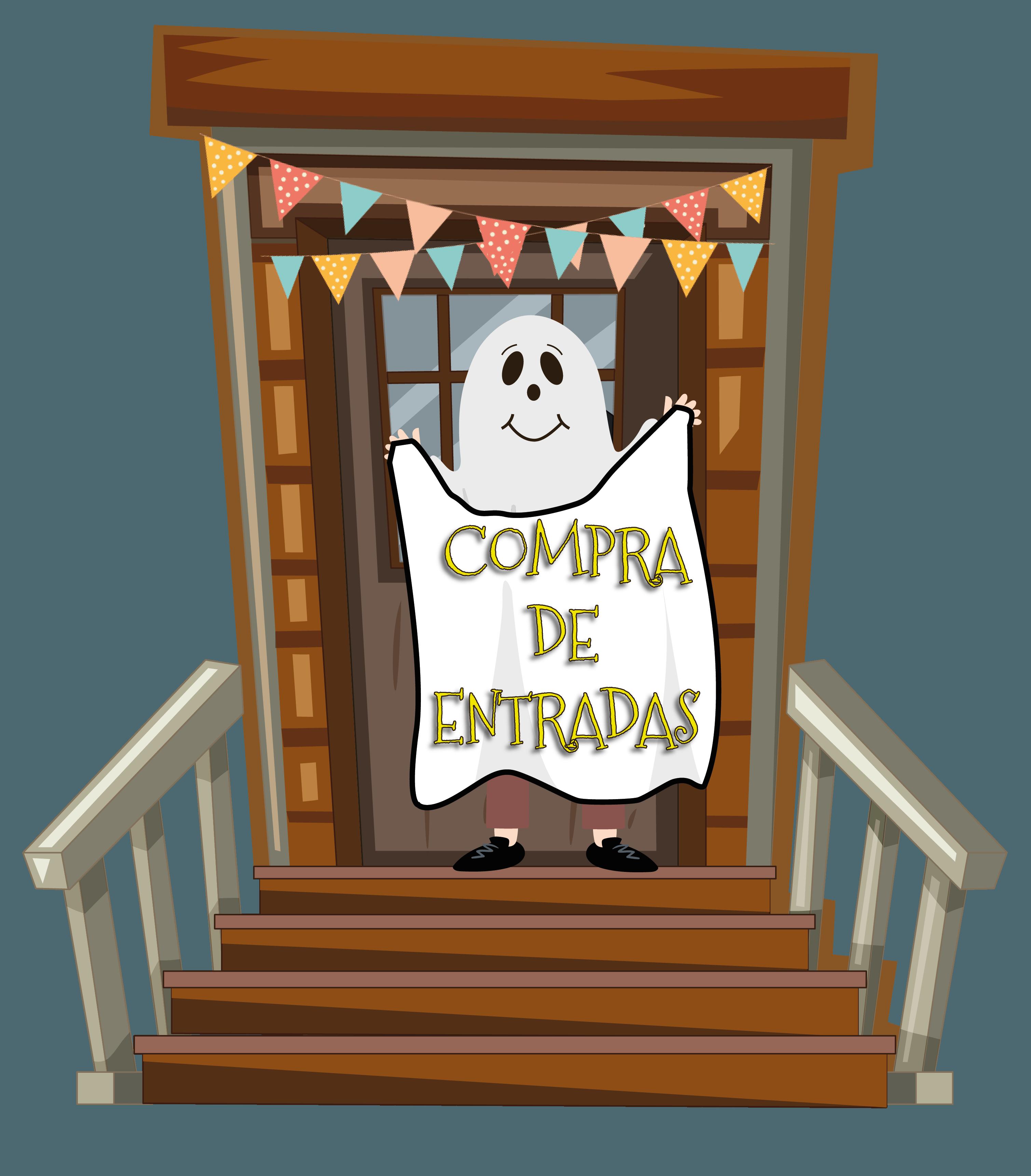 compra entradas la casa del fantasma