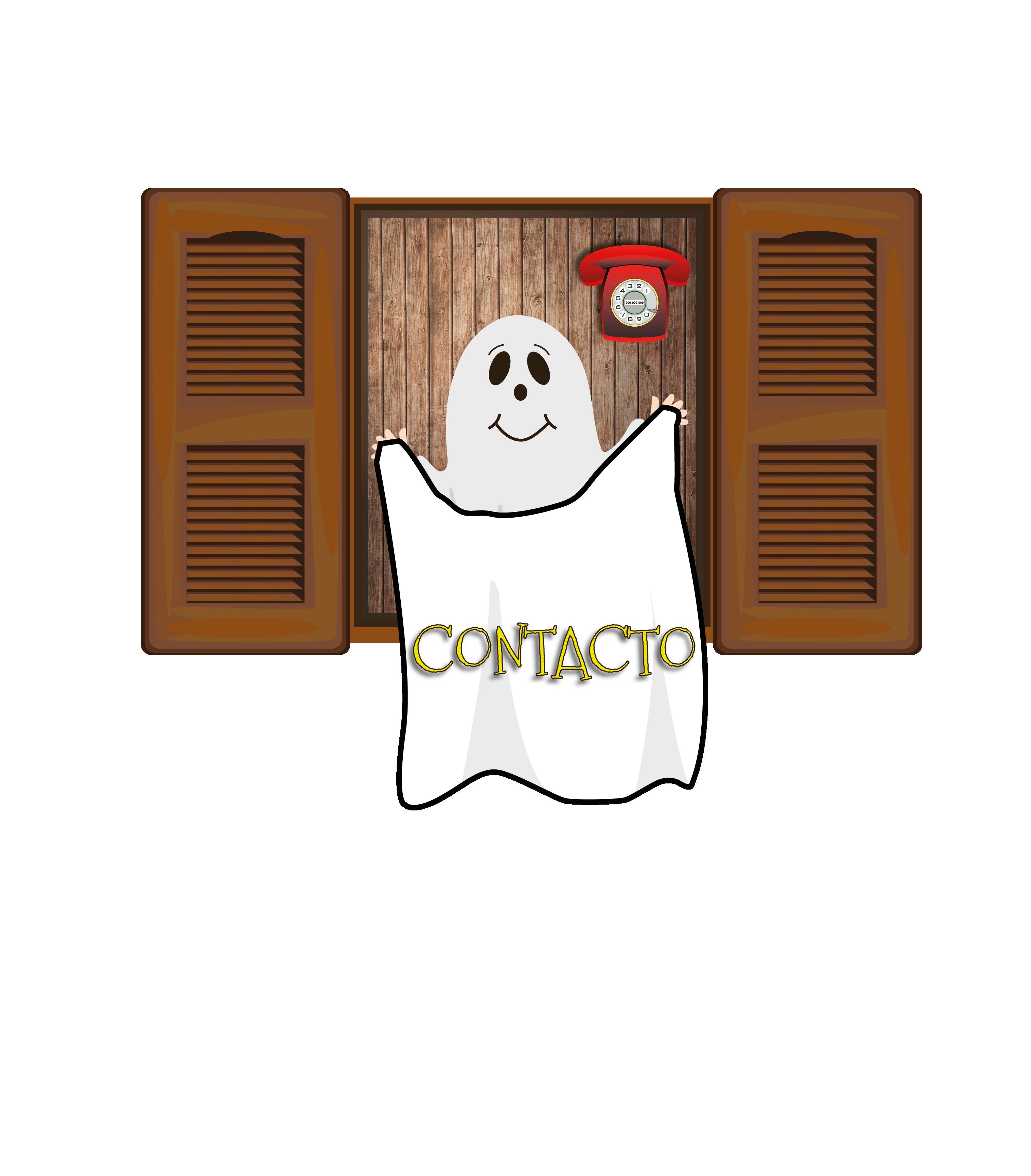 contacto la casa del fantasma