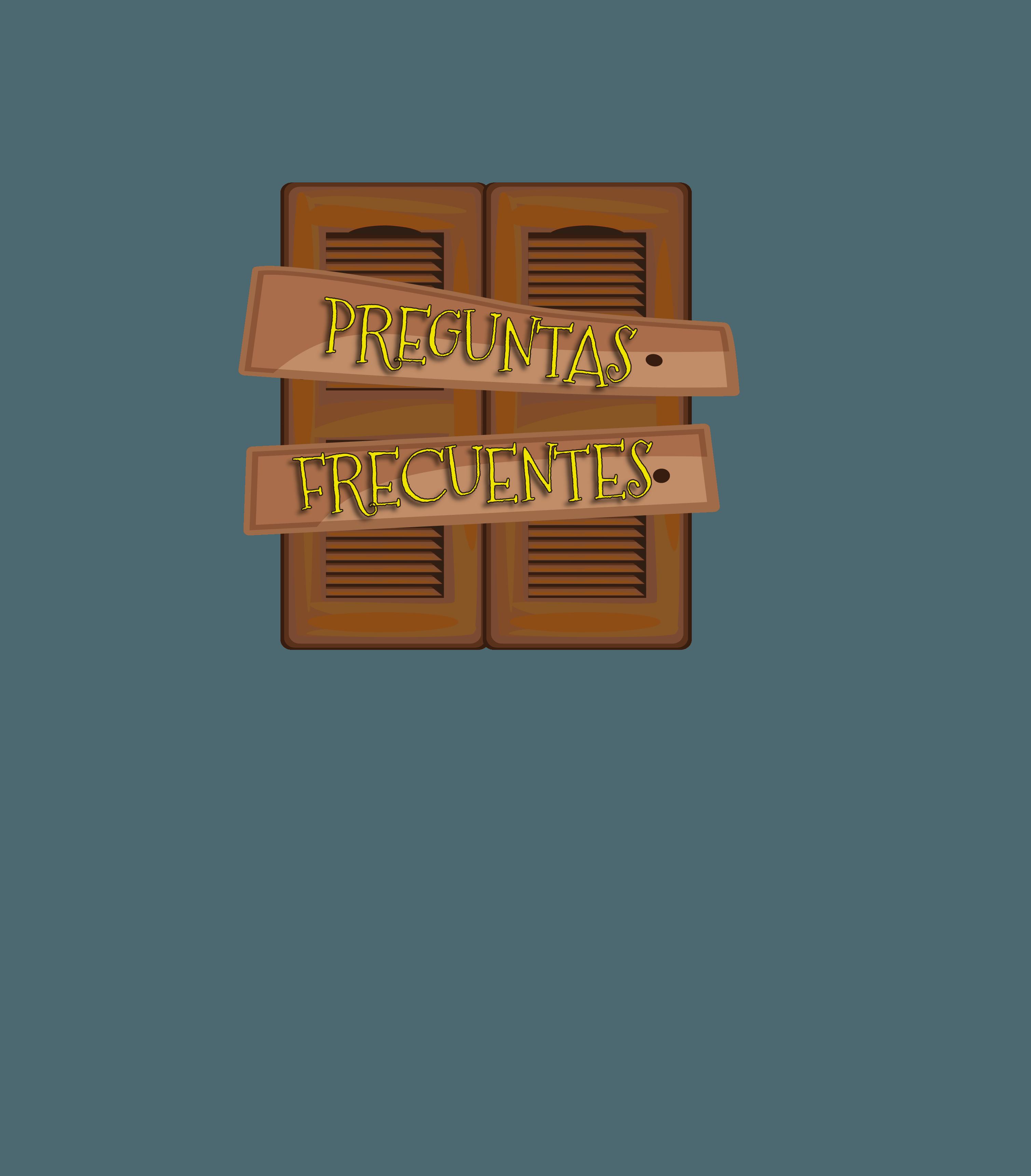preguntas frecuentes la casa del fantasma
